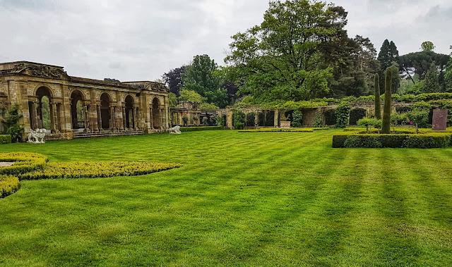 Italian Gardens Hever Castle