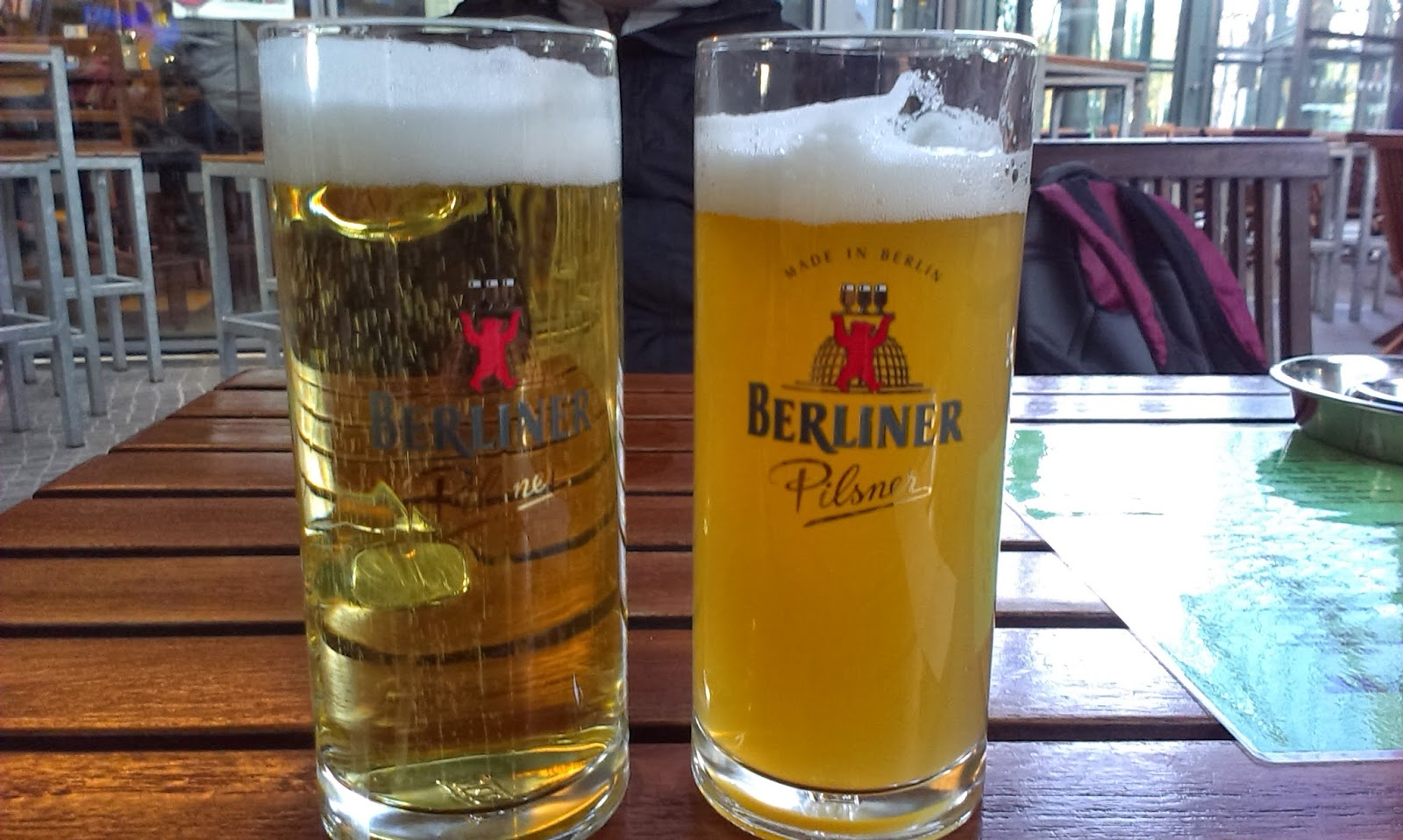 paul 39 s beer travel blog enjoying beer in berlin. Black Bedroom Furniture Sets. Home Design Ideas