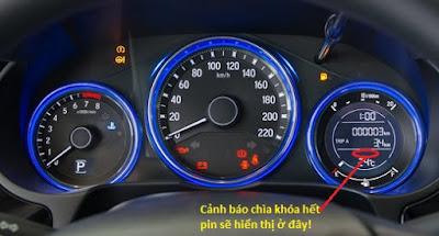 Hướng dẫn thay pin chìa khóa ô tô Honda| Làm gì khi chìa khóa hết pin| Xe ô tô Honda dùng pin chìa điều khiển CR2032| Hướng dẫn thay pin ô tô Honda