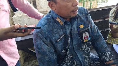 Kepala DKP Kalsel Mendukung Penuh Langkah Lanal Banjarmasin untuk Terus Memenuhi Target Vaksinasi