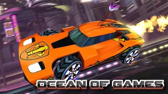تحميل لعبة روكت ليق Rocket League Rocket Pass 6 PLAZA للكمبيوتر