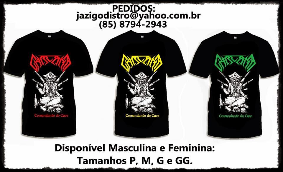 f0b7105c8 Camisa Carcará.