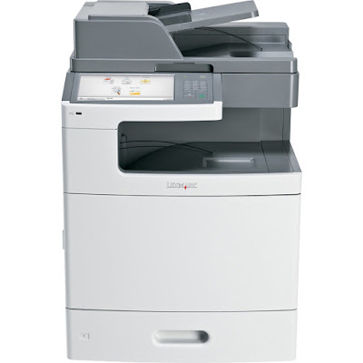 Lexmark X792DE Driver Download