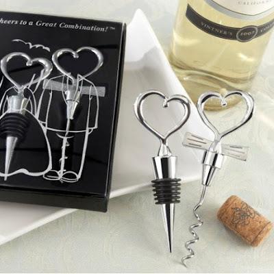 decoration mariage thème vin cadeau invités bouchon stopper