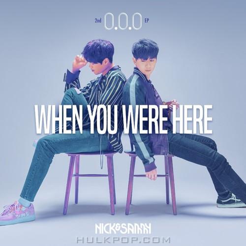 Nick&Sammy – When you were here – EP