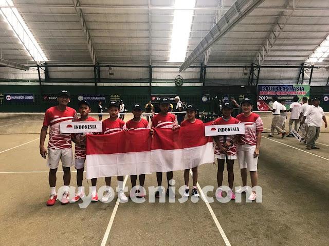 Timnas U12 Siap Berjuang di Filipina