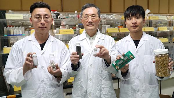 廢鉭電容回收術 大葉工學院獲科技部產學成果特優