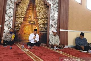Pemkab Aceh Barat larang buka puasa bersama di luar rumah