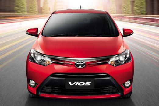Toyota Vios Baru
