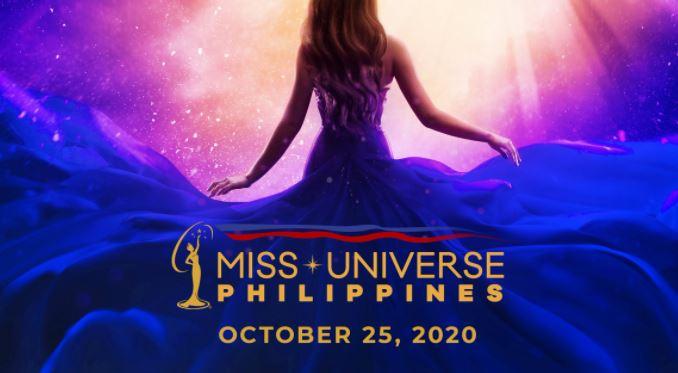 livestream Miss Universe Philippines 2020