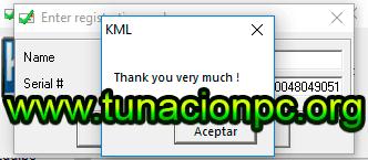 KC Softwares K-ML Multilenguaje Español