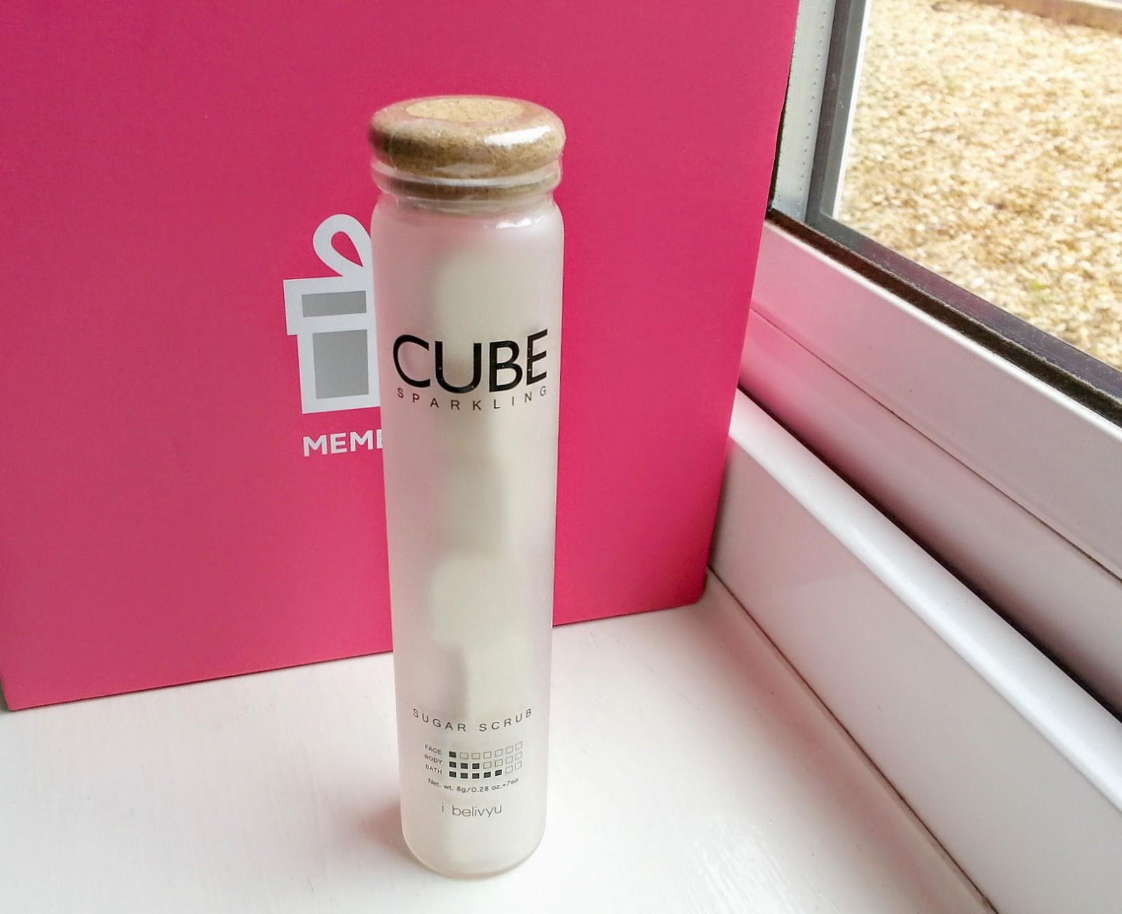 Memebox, Bubble Pop Cosmetics, CO2 skincare