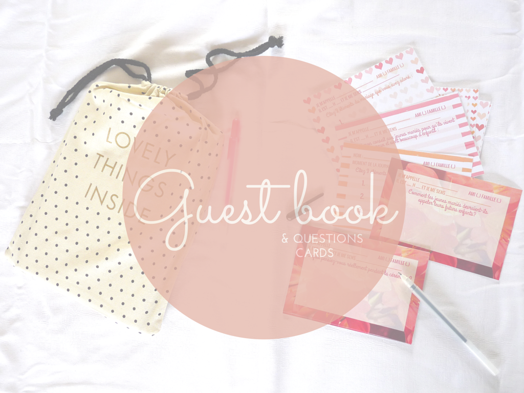 wedding guestbook and questions cards, kikki k, ravacholle belgium based lifestyle blog