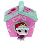 Littlest Pet Shop Pets on the Go Ladybug (#1873) Pet