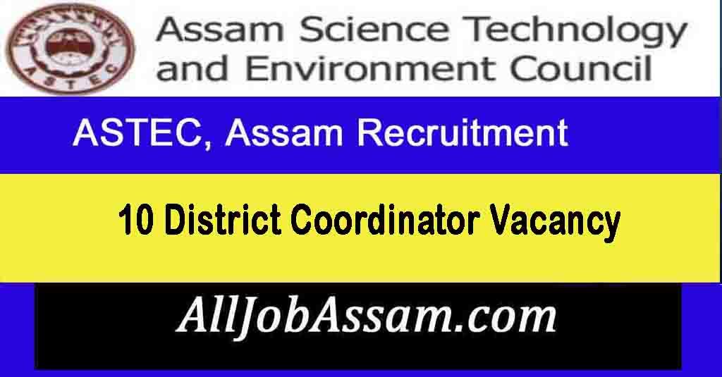 ASTEC Recruitment 2021