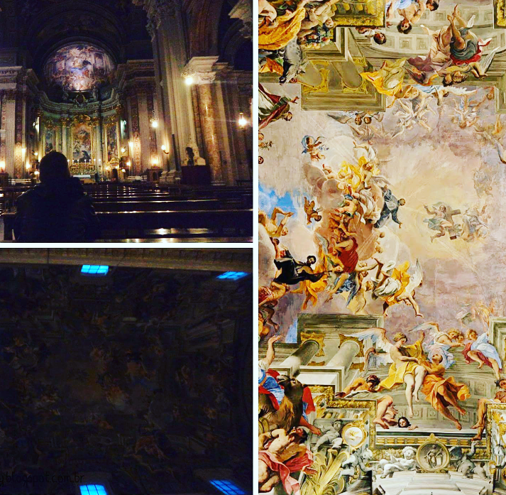 Igreja Sant'Ignazio di Loyola