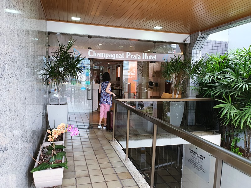 Champagnat Praia Hotel - Vila Velha, ES