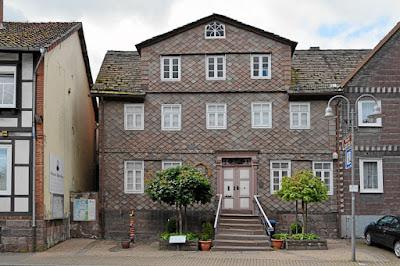Museum Raabehaus in Eschershausen Frontansicht.