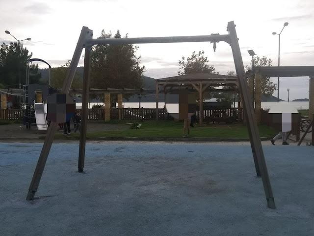 Δήμος Ηγουμενίτσας: Βανδαλισμοί κεντρικής παιδικής χαράς Ηγουμενίτσας