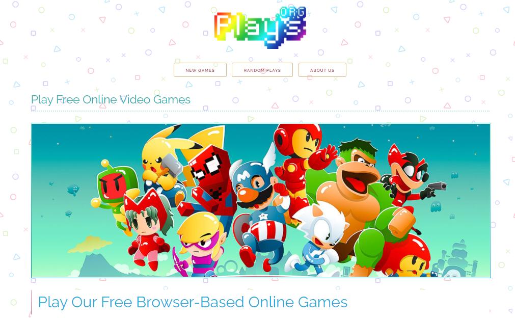 Permainan Atas Talian Hilangkan Stress | Plays.org