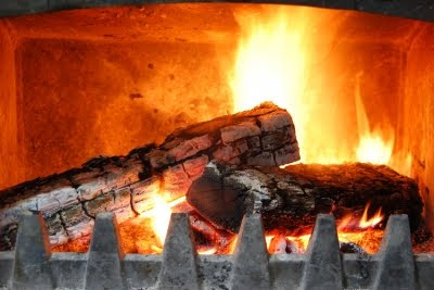 madera-en-chimenea