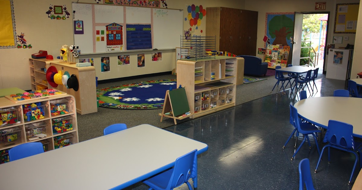 More Than Abc S And 123 S Preschool Classroom Set Up