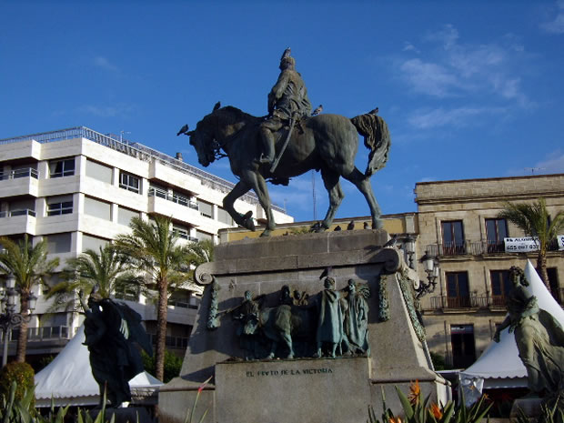 تمثال بريمو دي ريفيرا