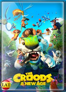 Los Croods 2: Una Nueva Era (2020) DVDRIP LATINO