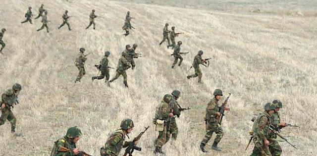 Saling Klaim Di Media Sosial, Perang Azerbaijan- Armenia Dahsyatnya Melebihi Perang Enam Hari Israel-Arab 1967