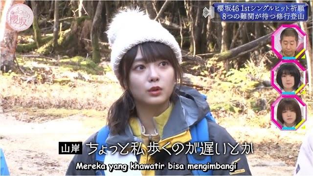 Sokko Magaratta, Sakurazaka46 Episode 7-8