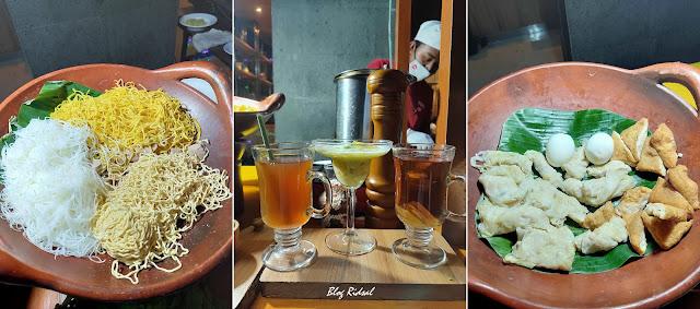 Mampir Kembali di Hotel Grandhika Medan: Edisi Mencoba Angkringan - Menu 02