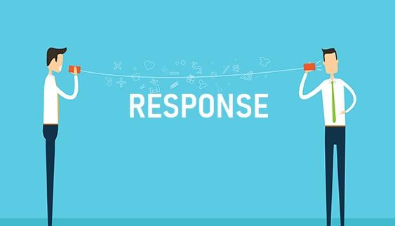 Perbedaan Response dan Respond