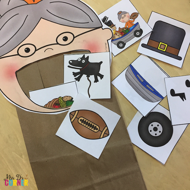 https://www.teacherspayteachers.com/Product/Old-Lady-Swallowed-a-Turkey-Book-Companion-2777155