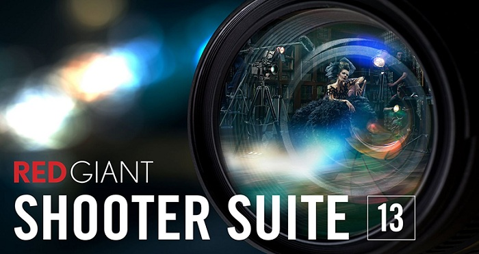 تحميل مجموعة قوية من أدوات إعداد وتسليم مقاطع الفيديو الخاصة Red Giant Shooter Suite 13.1.13 مع التفعيل