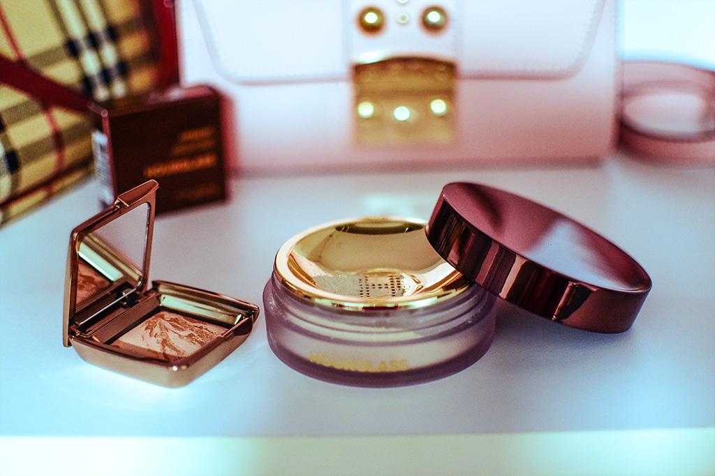 Hourglass Veil Translucent Setting powder and Hourglass Ambient Lighting Bronzer