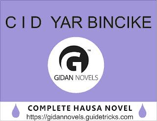 CID Yar bincike Complete Hausa Novel