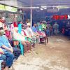 Bhabinkamtibmas Desa Galesong Kota Kawal Bupati Takalar MenyerahKan Bantuan Alat Pertanian dan Bantuan Sapi