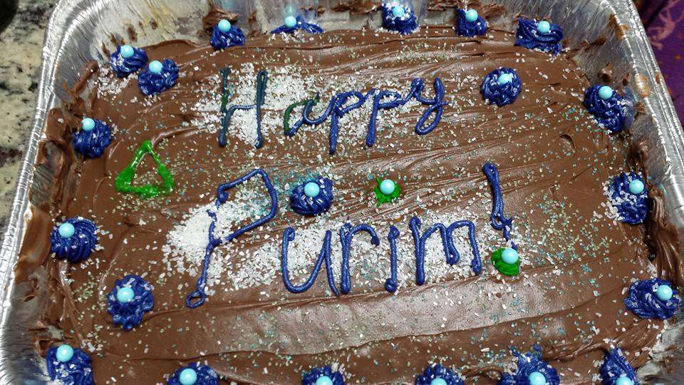 Purim Wishes Images