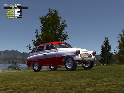 New rusko style drag V2 - My Summer car mods