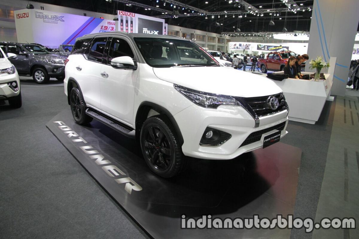 Toyota fortuner 2016 toyota fortuner 2016