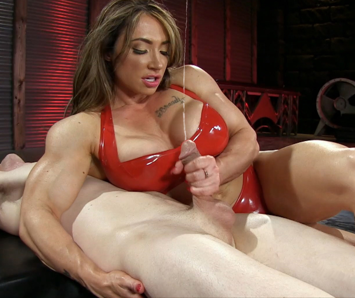 Female muscle domination videos, videos of girls masturbating and coming