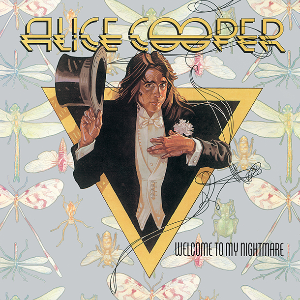 Welcome To My Nightmare (Alice Cooper)