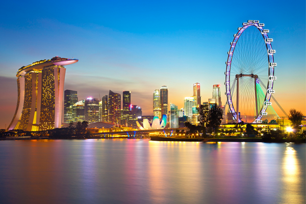 Free places for travelers in transit in Singapore