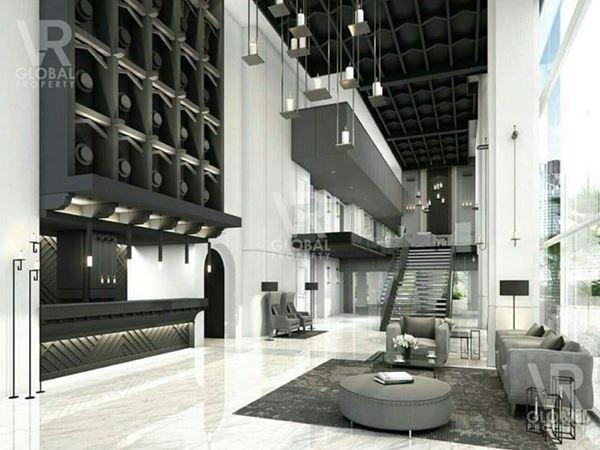 ขายห้องคอนโด Chamonix ชาโมนิกซ์ ชลบุรี-ศรีราชา ห้องสตูดิโอ 25 ตร.ม.