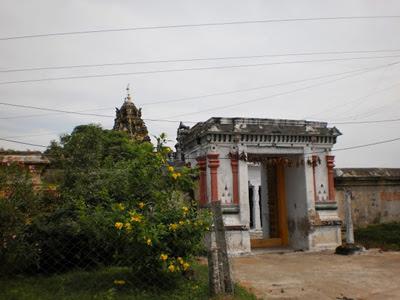 Anumeeswarar Temple Porpandal Uthiramerur Kanchipuram
