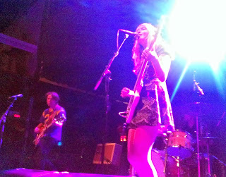 Most New Yorkers have seen Katy over the years with either La Sera or her  original band The Vivian Girls. Like every other show of hers I ve seen d9224fbd84