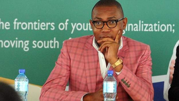 South Africa Deputy Minister Mduduzi Manana appears in court for ''Slapping a Woman''