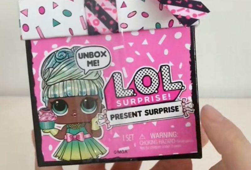 L.O.L. Surprise Present Surprise 2020