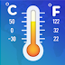 Thermometer - Hygrometer , Measure Temperature