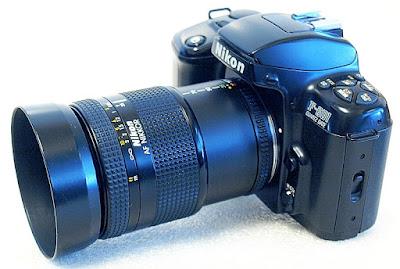 Nikon F601, AF Zoom-Nikkor 35-105mm F3.5~4.5 D